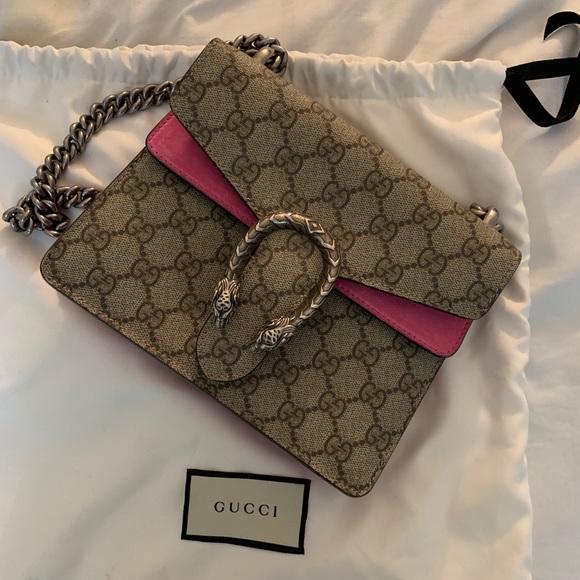 Gucci Handbags - Gucci dionysus shoulder bag
